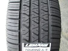 4 New 195/65R15 Lemans by Bridgestone Touring AS II Tires 65 15 1956515 R15 USA