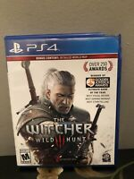 The Witcher 3: Wild Hunt Complete Edition (PlayStation 4, 2016) No Manual