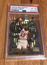 1996-97 SkyBox Golden Touch #5 Michael Jordan PSA 8 Rare! Brand New Case