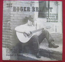 ROGER BRYANT PHONOGRAPH RECORD ~ RARE WEST VIRGINIA BLUEGRASS LP MINT SEALED