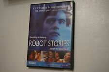 Robot Stories (DVD, 2005)~Movie/Video/Film~VG DVD
