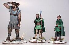 A Game of Thrones Miniatures: Hodor, Bran, Jojen, & Meera 5102