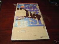 ROCK THE FIRST VOL 6 CD LONGBOX SEALED 92