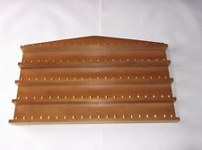 100pc Wooden Thimble Display Rack ( Pine )  ( huge range - see listing )