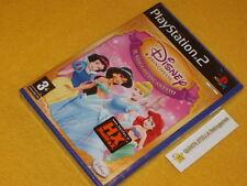 Disney PRICIPESSE IL VIAGGIO INCANTATO NUOVO SIGILLATO Playstation 2 PS2 ITALIA