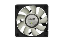 GELID SOLUTIONS Ventola SILENT 6 Dimension of Fan mm60x60x15.5 4 Viti M6C8IT M6C