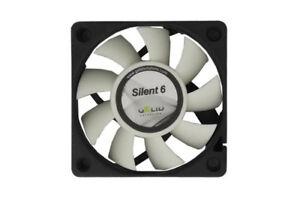 GELID SOLUTIONS Ventola SILENT 6 Dimension of Fan mm60x60x15.5 4 Viti M6C8IT M6C