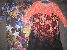 Bundle Women's short dresses/ tops Size 12 New Look Asos