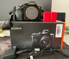 SONY Alpha a7 24.3MP Mirrorless Digital Camera