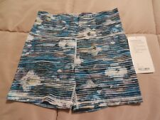 LULULEMON NWT HARD-TO-FIND/DISCONTINUED GROOVE SHORT II*R - SIZE 6 - FGRT