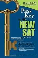 Pass Key to the NEW SAT, 10th Edition (Barron's Pass Key to the Sat), Brian Stew