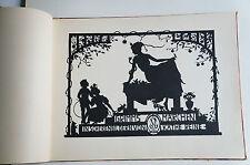 Grimm contes en ciseaux images, ombres des images, Ciseaux Coupes, Contes Livres