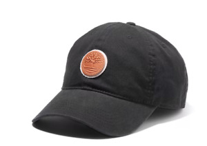 Timberland Mens Baseball Cotton Canvas Cap Hat One size