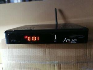 Recepteur SATELLITE ALTAS HD - 200 Se TBE Complet
