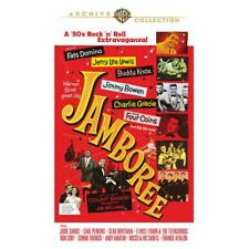 JAMBOREE. Jerry Lee Lewis, Fats Domino. Region free. New sealed DVD.