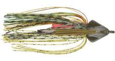 Booyah Swimmin Jig 1/2oz - Brush Fire - Bass Yellow Belly Cod Barra Lure