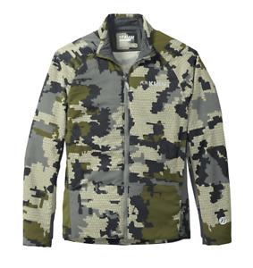 Kuiu Hunting Camo Kutana Hybrid 3DEFX+ Soft Shell Insulated Jacket Verde - Large