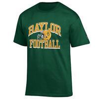 Baylor Bears NCAA Football T Shirt Green
