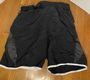Bontrager Padded MTB Cycling Biking Baggy Shorts Size Large Women's