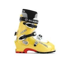 SCARPA MAGIC YELLOW - Chaussures de ski de randonnée Pointure : 37  *NEUF*
