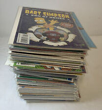 Bongo BART SIMPSON comics #1-100 ~ FULL COMPLETE SET plus Joke Book~The Simpsons