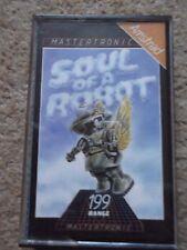 VINTAGE Amstrad CPC 464/664/6128 Computer Game Cassetta ANIMA DI UN ROBOT (178)