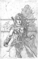 DC COMICS WONDER WOMAN #750 1:100 BLACK WHITE SKETCH JIM LEE VARIANT EDITION