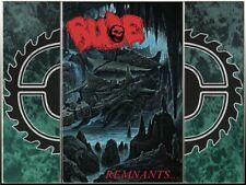 RUDE - Remnants...TAPE NEU-MC Old School Death Metal, PESTILENCE, DEATH,OBITUARY