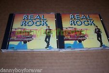 Real Rock 2 CD Set Heartland Music Warner Special Products Beach Boys Jan & Dean