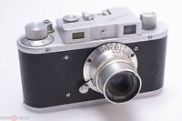 ✅ MOM MOMETTA I 35mm RANGE FINDER CAMERA W/ YMMAR 50MM 3.5 LENS *SCARCE*