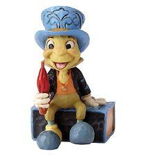 Disney Traditions Small Ornament Jiminy Cricket Mini Resin Figurine Pinocchio