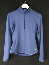 Mountain Force LOVELY Womens MidLayer Thermal Base Ski Shirt - size 36 / Small