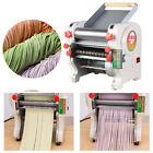 220V Electric Pasta Press Maker Noodle Machine Dumpling Skin Home Commercial US