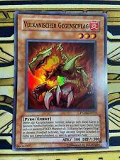Yugioh Vulkanischer Gegenschlag PTDN - DE012 Super Rare