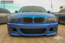 PARAURTI ANTERIORE M3 Look Coupe Cabrio Berlina Touring in plastica ABS Bodykit Tuning ABS