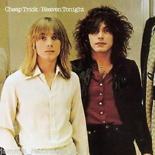 CHEAP TRICK - Heaven Tonight [CD New]
