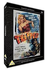 The Film Noir Collection - Trapped [DVD] Barbara Payton, Lloyd Bridges John Hoyt