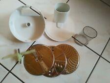BOSCH TRASCINATORE adatto per Universal-apparecchio muz6rg3//Robot da cucina mum6...