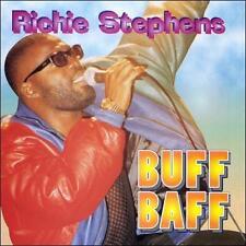 Buff Baff by Richie Stephens cd SEALED
