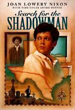 Search For The Shadowman (Turtleback School & Library Binding Edition)-ExLibrary