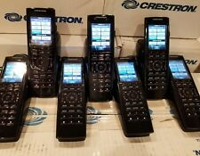 Crestron MTX-3 Handheld Wireless Touch Screen remote with DS DOCK POWER PACK