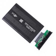 "USB 2.0 SATA 2.5"" inch SATA Hard Disk Drive Enclosure External Case Box"