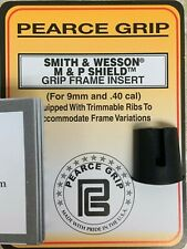 Pearce Grip S&W M&P SHIELD GripFrame INSERT 9&40 PG-FIMPS SAME DAY FREE SHIPPING