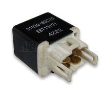 Suzuki Vitara ET (1988-2005) 4 Pin Multi-Use Black Relay 31850-80C10 E8T15171