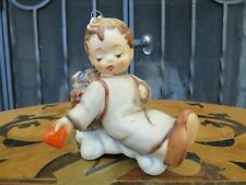 Hummel Goebel Love From Above 481 Tmk-6 1989 Christmas Ornament Figurine