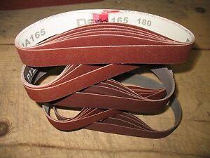 "25- 1 x 18""  sanding belts for  Work Sharp Knife Sharpener Ken Onion ATTACHMENT"