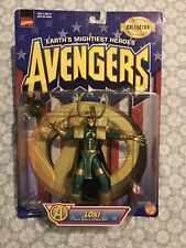 THE AVENGERS LOKI ACTION FIGURE