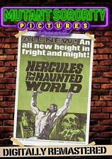 HERCULES IN THE HAUNTED WORLD NEW DVD