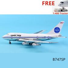 1:400 JC Wings PAN AM B747SP N534PA + Free Tractor