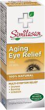Similasan Aging Eye Relief Sterile Eye Drops 0.33 oz